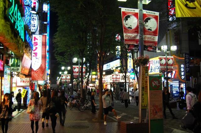 Один день студента в Токио