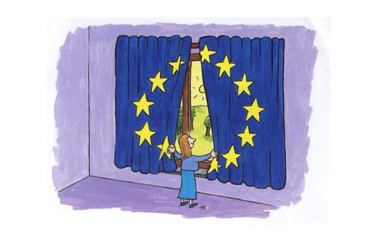 окно в европу в картинках дисплея