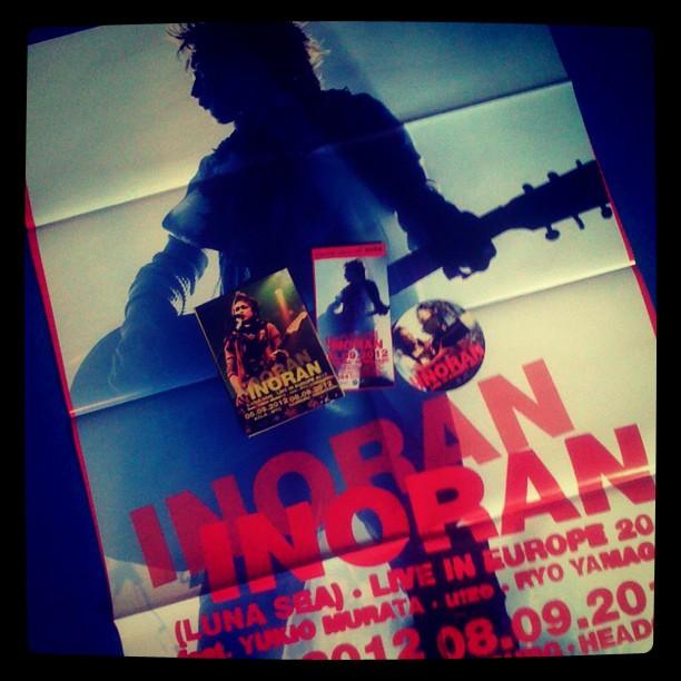 Inoran concert