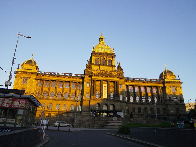 Прага, июнь 2013