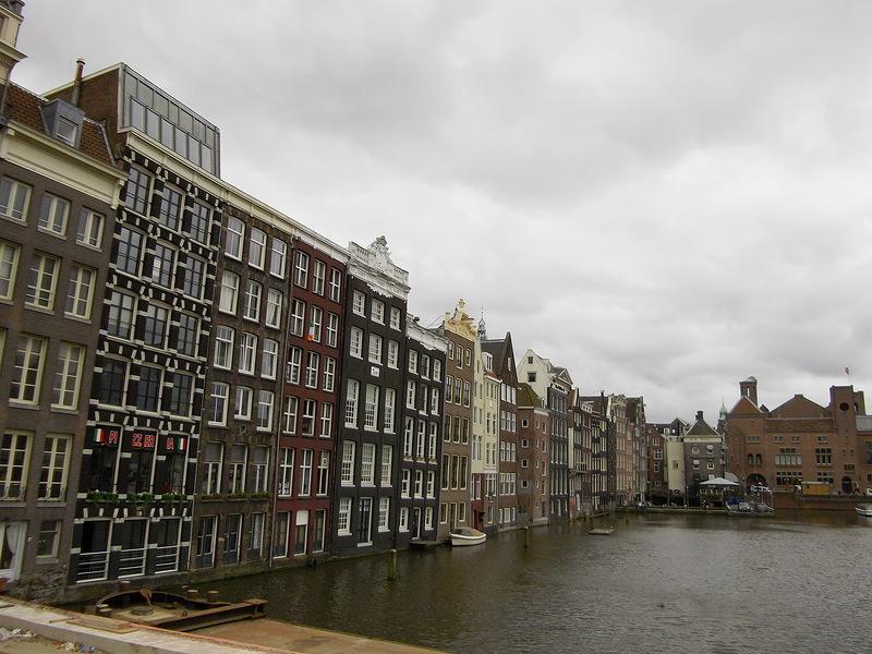 Амстердам, июнь 2013