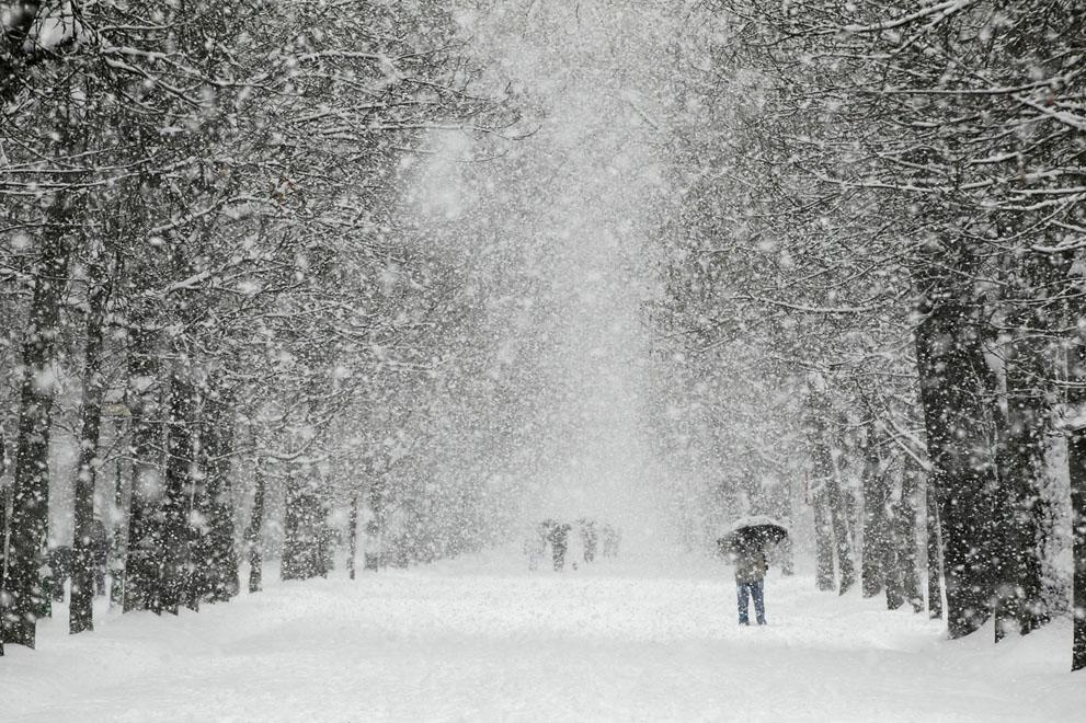 Красивые зимние фотки
