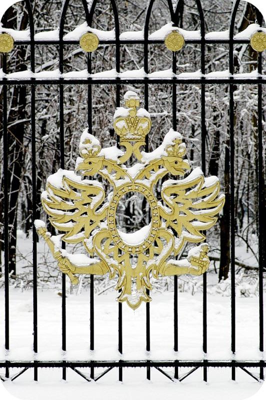 Смеющийся герб