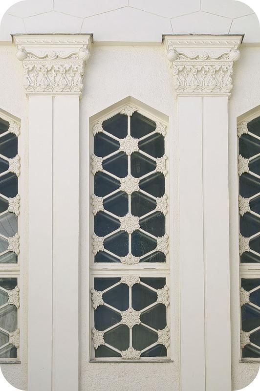 Окна павильона «Культура»