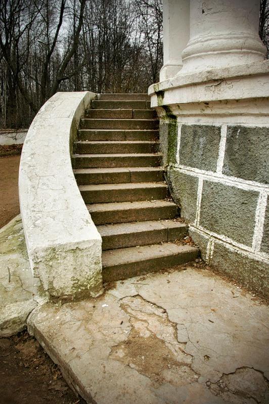 Беседкина лестница