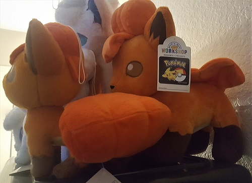 Build-A-Bear Vulpix <3