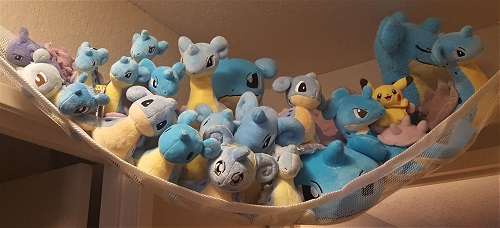All my lovely plushes!