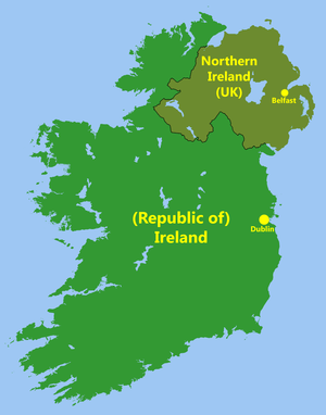 Ireland-Capitals