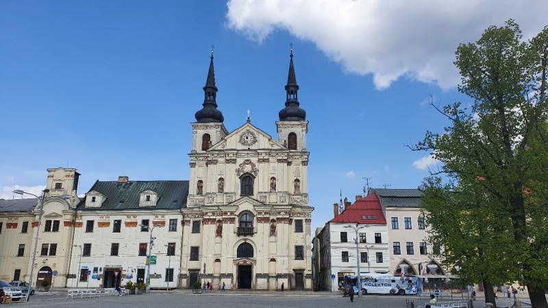 Чешский город Йиглава, фото mzevaeva