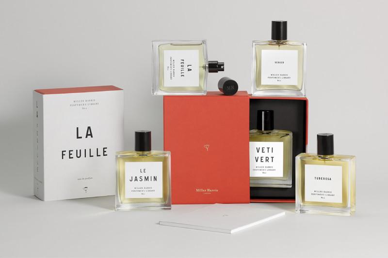 Библиотека парфюмера Miller Harris