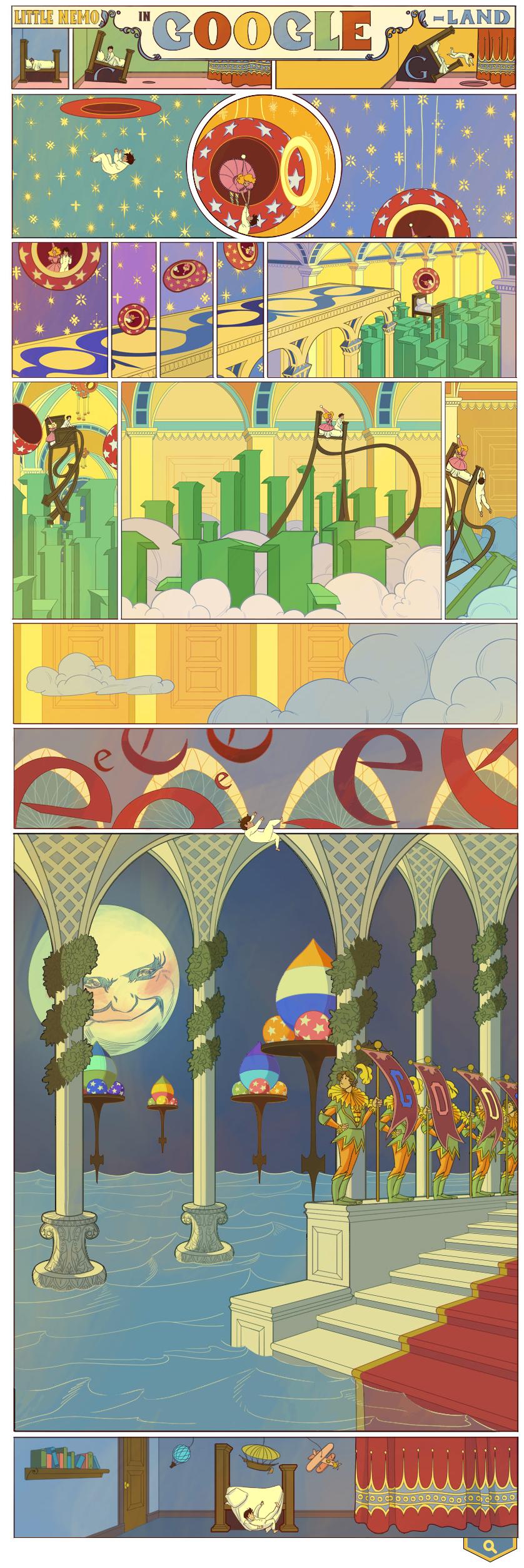 Nemo in Google-Land