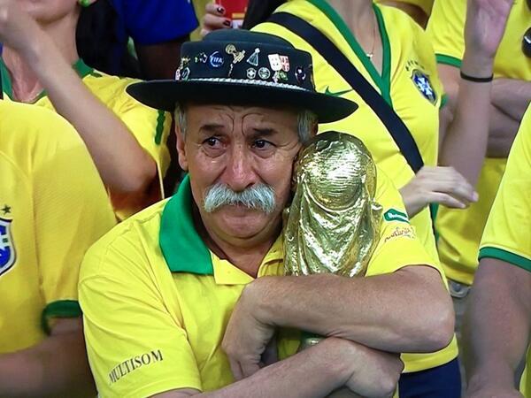 Отчаяние Бразилии 1