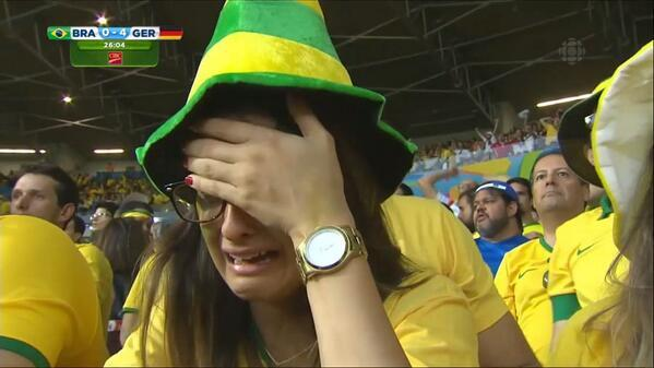 Отчаяние Бразилии 5