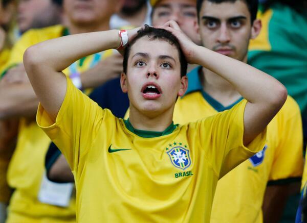 Отчаяние Бразилии 6