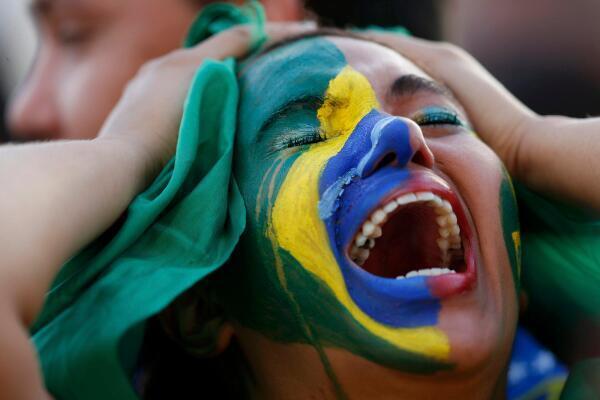 Отчаяние Бразилии 8