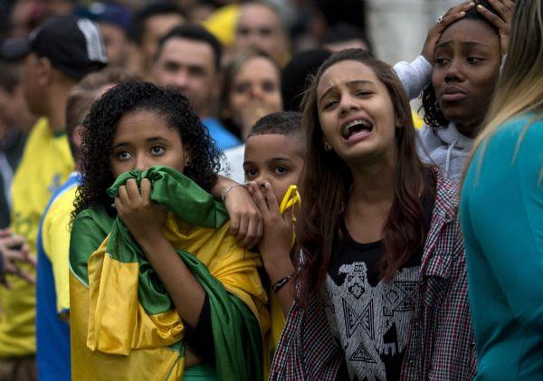 Отчаяние Бразилии 14