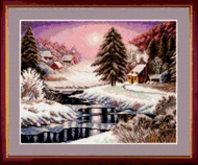 Золотое Руно КЛ-003 - В плену у зимней красоты