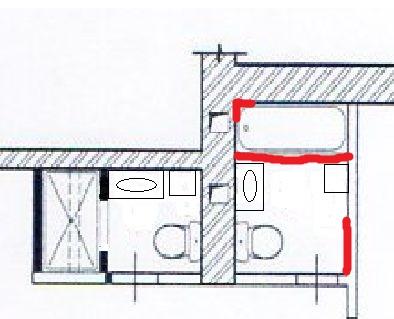 Расположение плитки - вар1