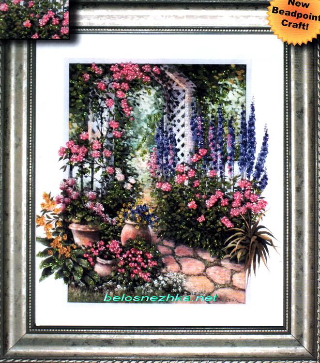 Design Works Crafts 2452 - Garden Serenade