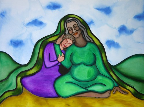 comfort_mother_earth