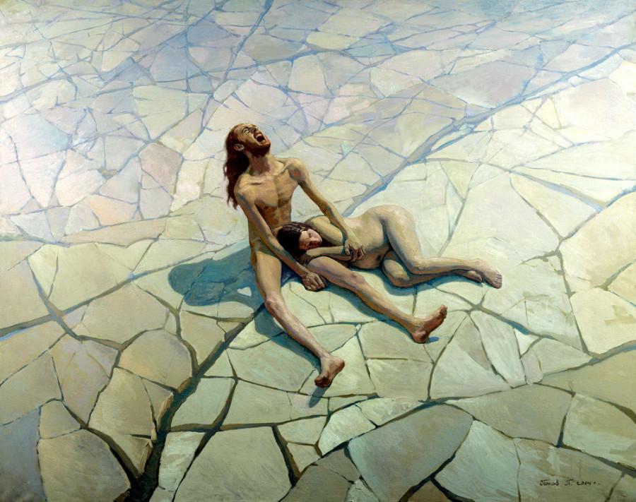 ПОПОВ Павел - Адам и Ева. Потерянный Рай