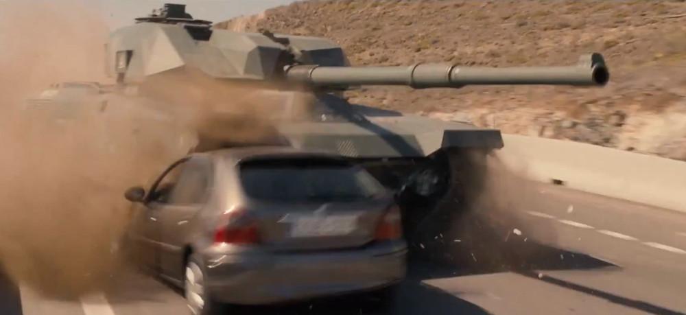 Фарсаж 6 танк 3