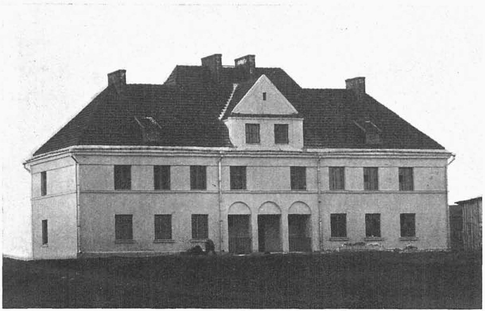 Ашмяны дом 2