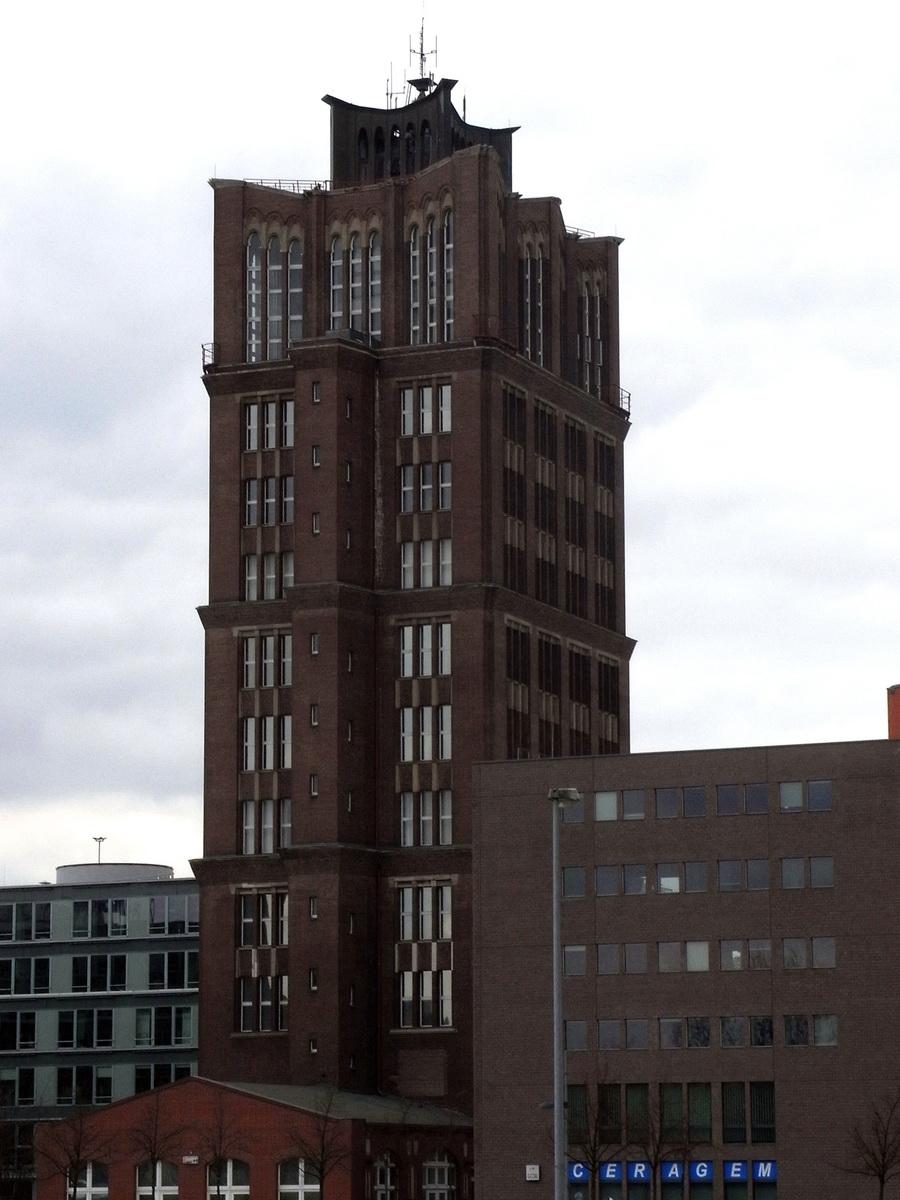 1. Borsigturm
