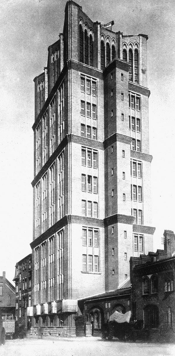 2. Borsigturm