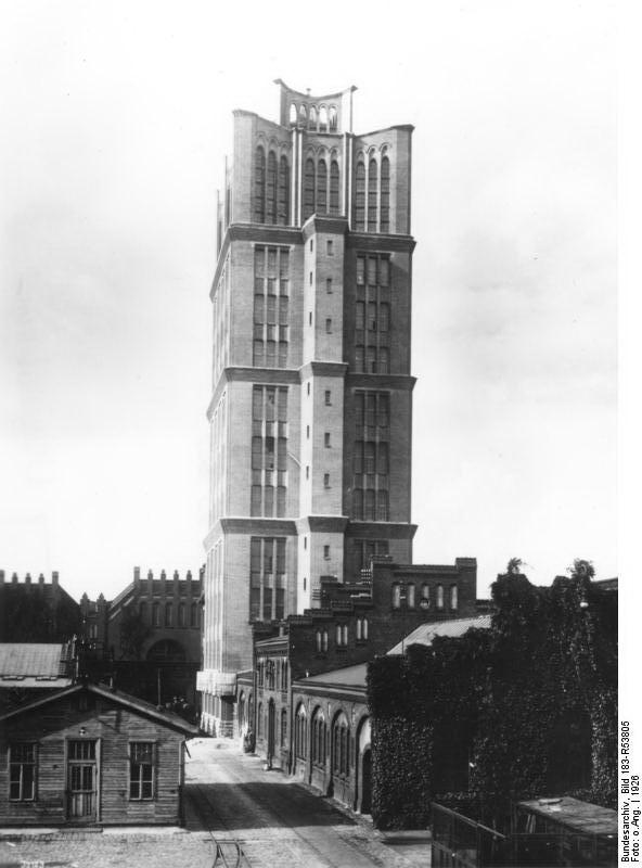 3. Borsigturm