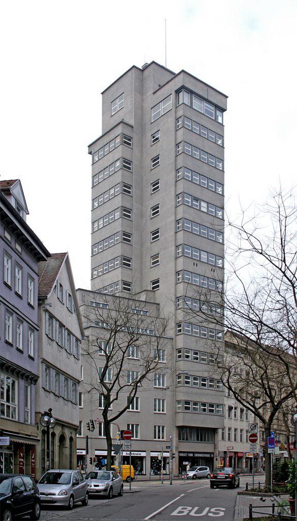 1. Tagblatt-Turm