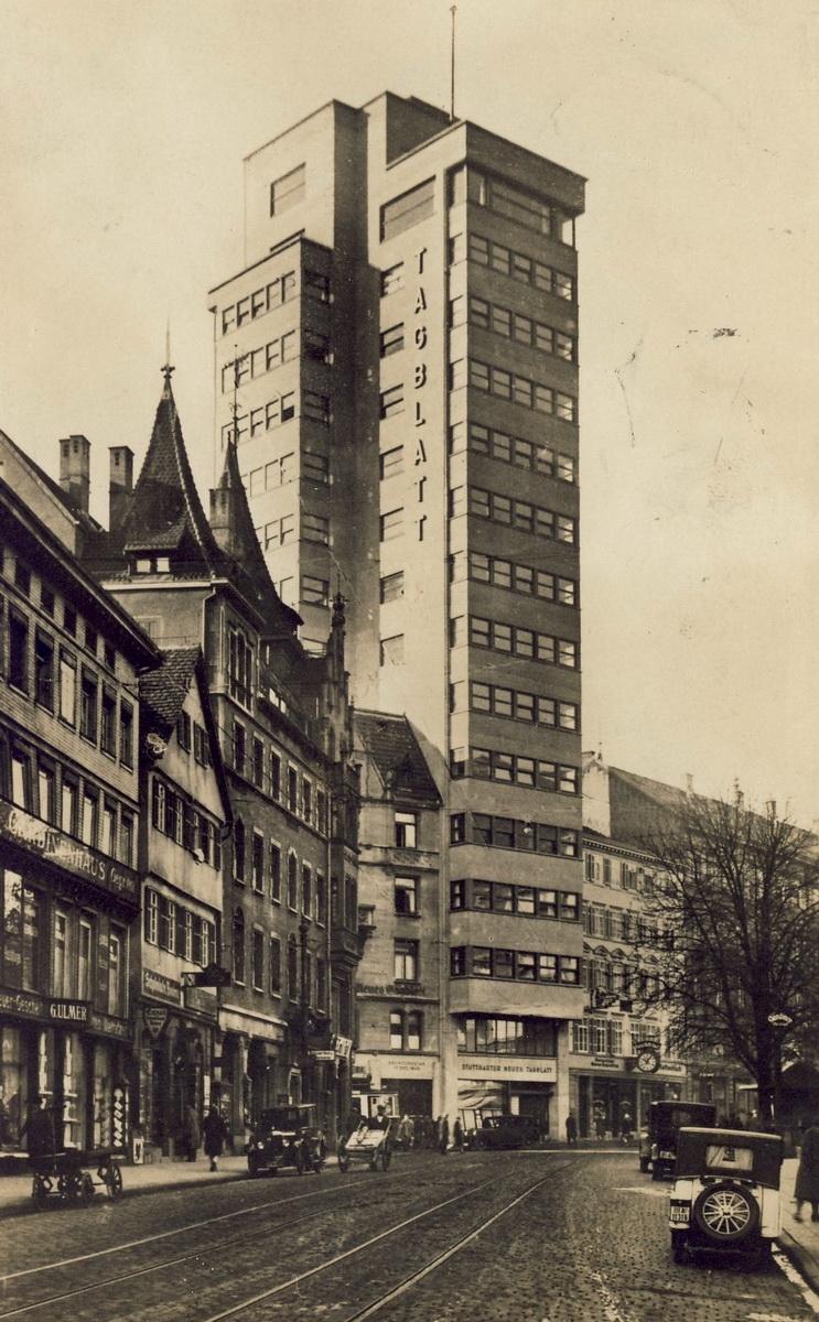 2. Tagblatt-Turm