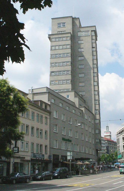 5. Tagblatt-Turm