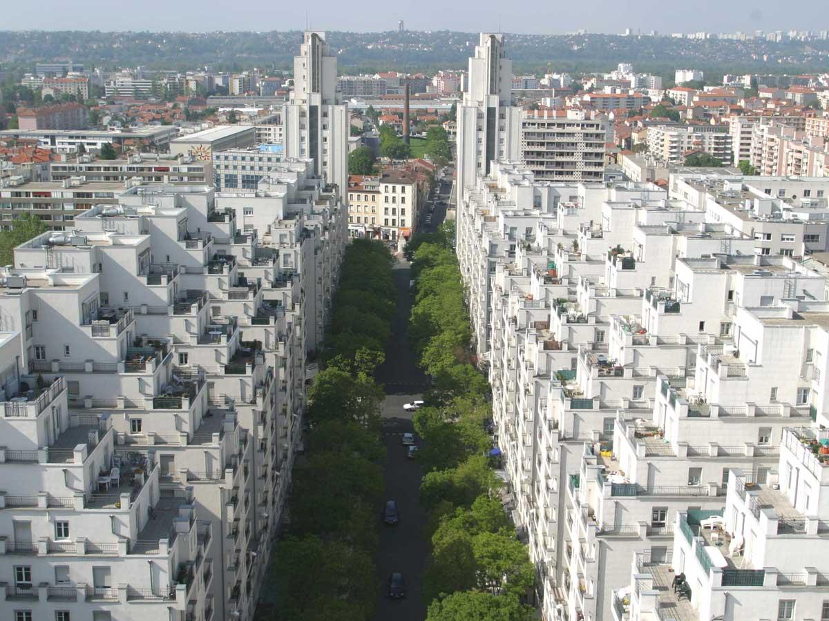 02. gratte-ciel de Villeurbanne