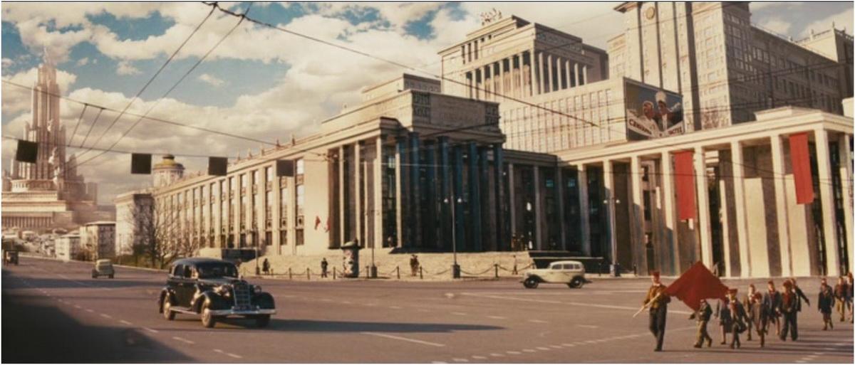 07. Дворец Советов