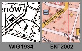 Кропка 5 мапа