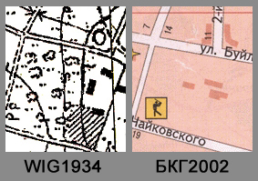 Кропка 10 мапа