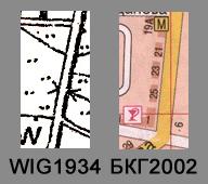 Кропка 11 мапа