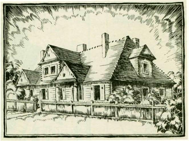 драўляны дом міллер 2
