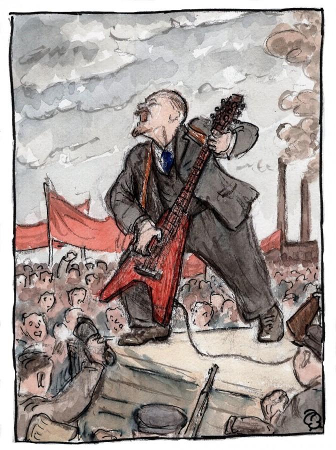 Lenin rock2