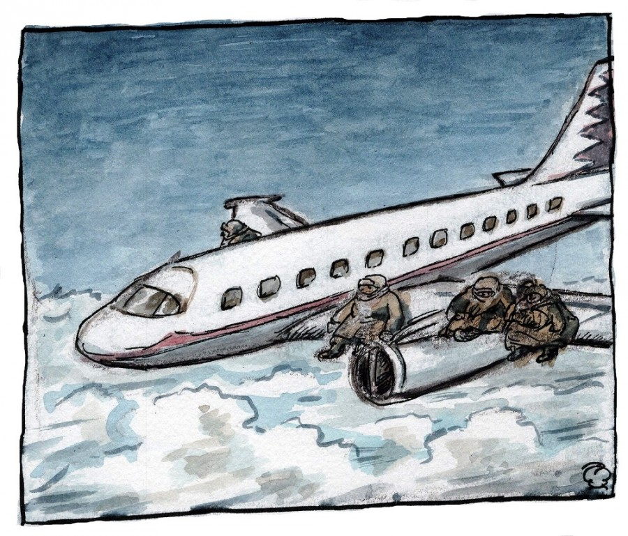 on planes2
