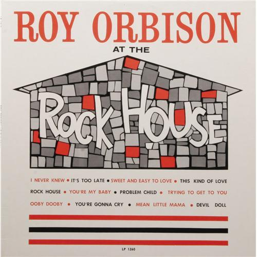 Roy Orbison at the Rock House 1961