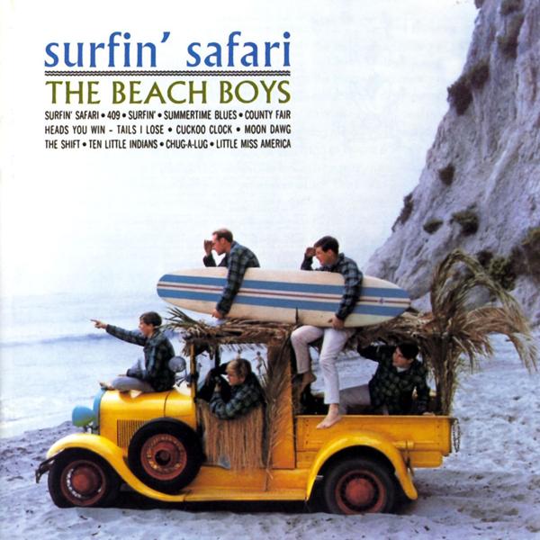 Chaputa-Beach-Boys-Safari-LP 1962