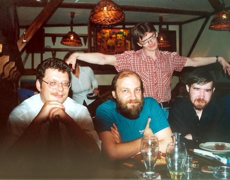 Пит, PQ, sfy, Чу... 2001