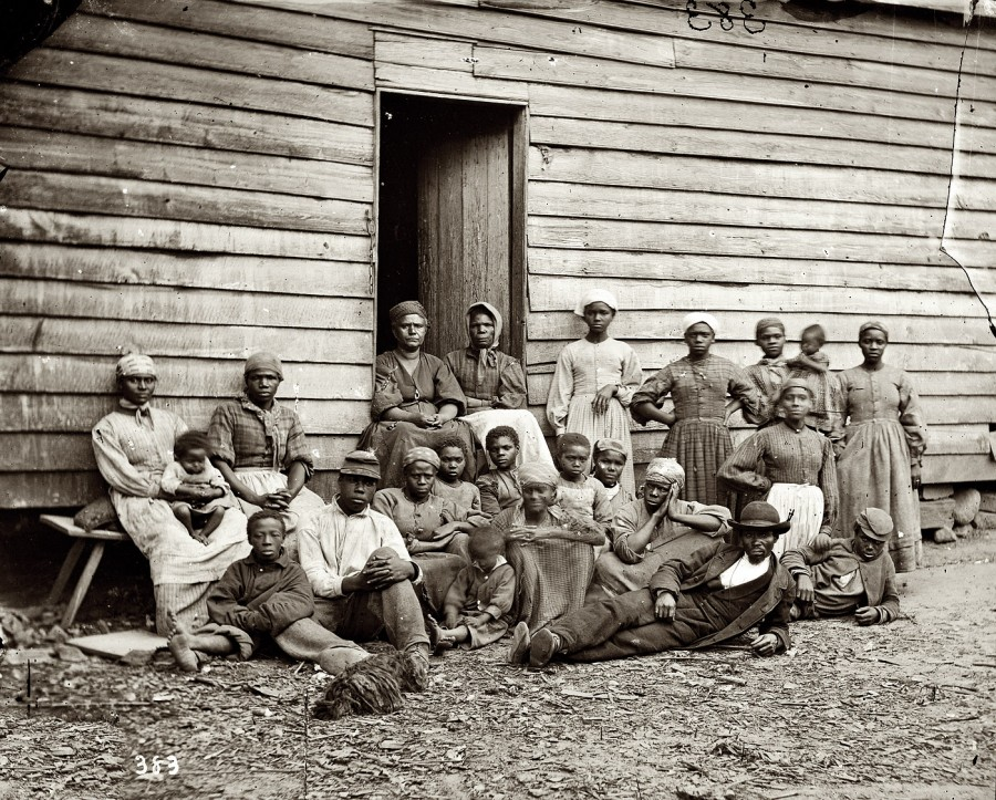 American civil war — гражданская война 1861—1865