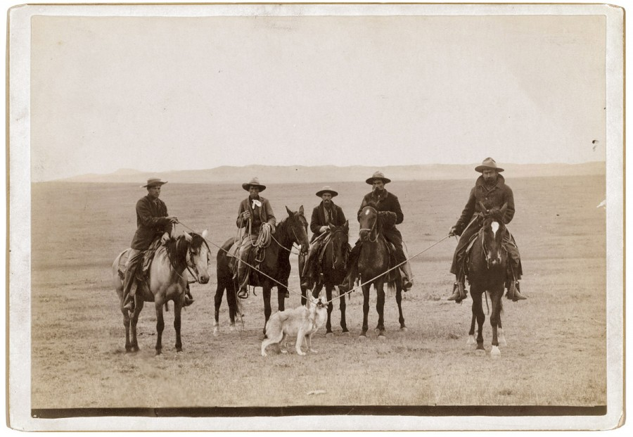 Travel With Cowboys In The Old Wild West