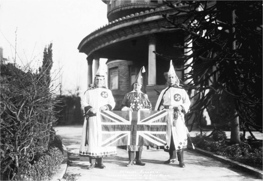 Kanadian Knights of the Ku Klux Klan, 1925