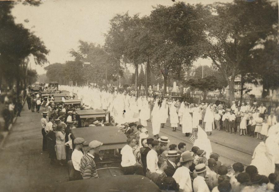 KKK March 2 Photos Richmond Virgina 1915 Ku Klux Klan 2