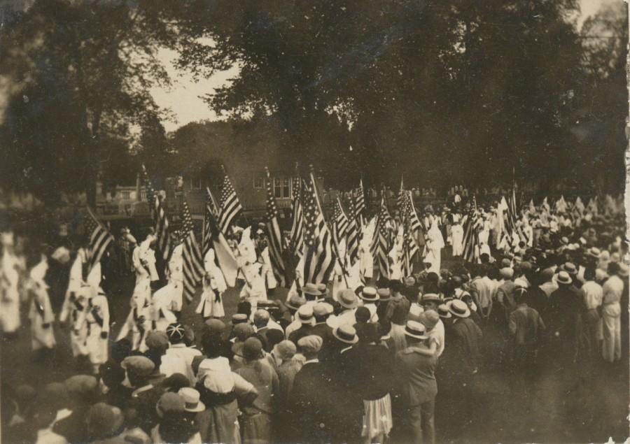 KKK March 2 Photos Richmond Virgina 1915 Ku Klux Klan