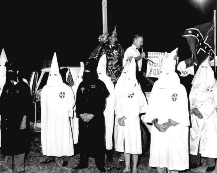 St. Augustine Ku Klux Klan Rally Sept